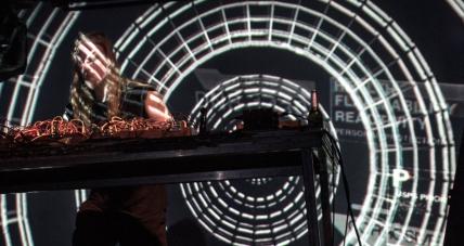 Venetian Snares + Eyesberg (3D AV Show @Razzmatazz)