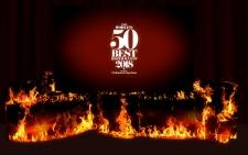 Eyesberg Studio - The 50th Best Restaurants 2